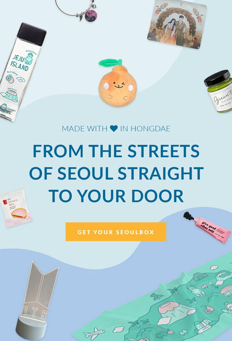 SeoulBox korean snack subscription