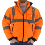 High Visibility Coats, Jackets, Parkas, and Sweatshirts From X1 Safety