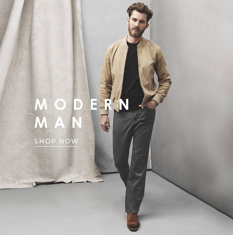 34 Heritage Modern Man