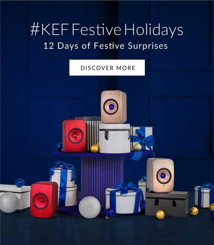 KEF Festive Holidays