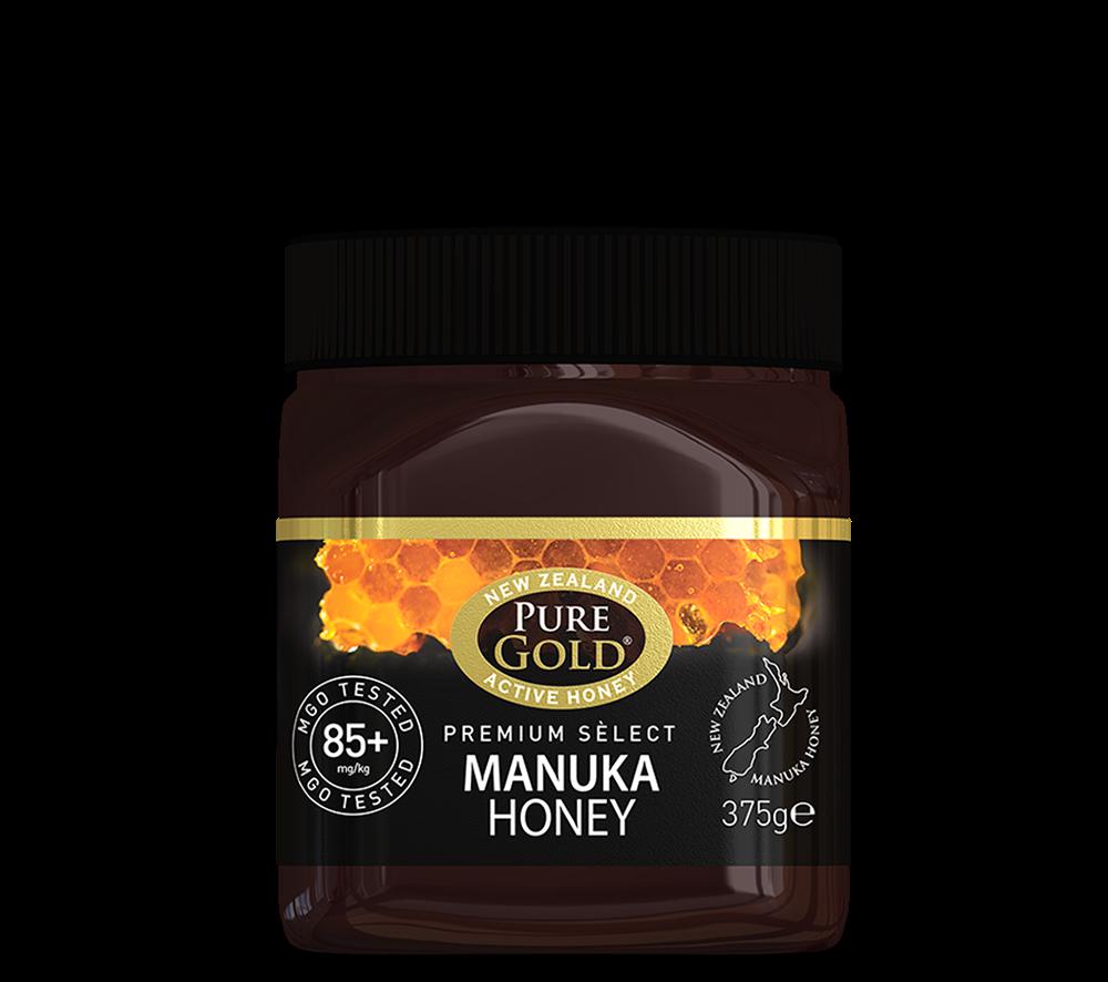 Pure Gold Manuka Honey 85+