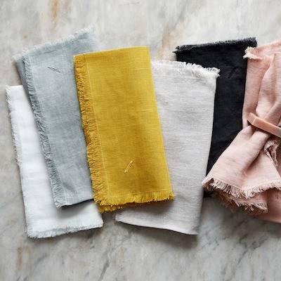 Table Linens & Textiles