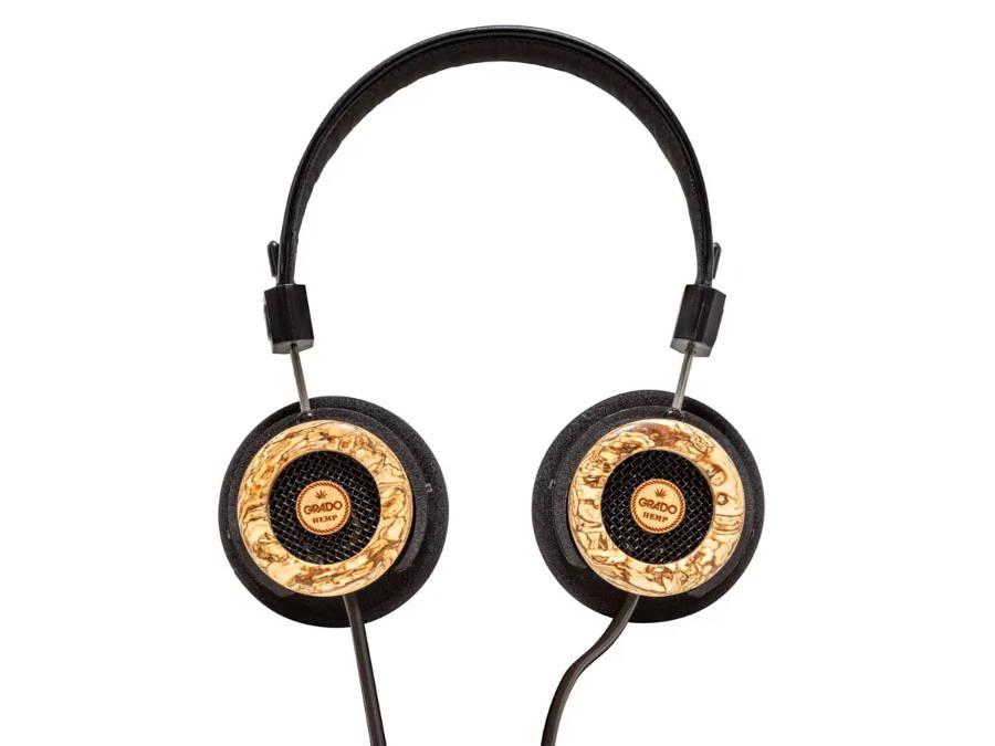 The Limited Edition Grado Hemp Headphones
