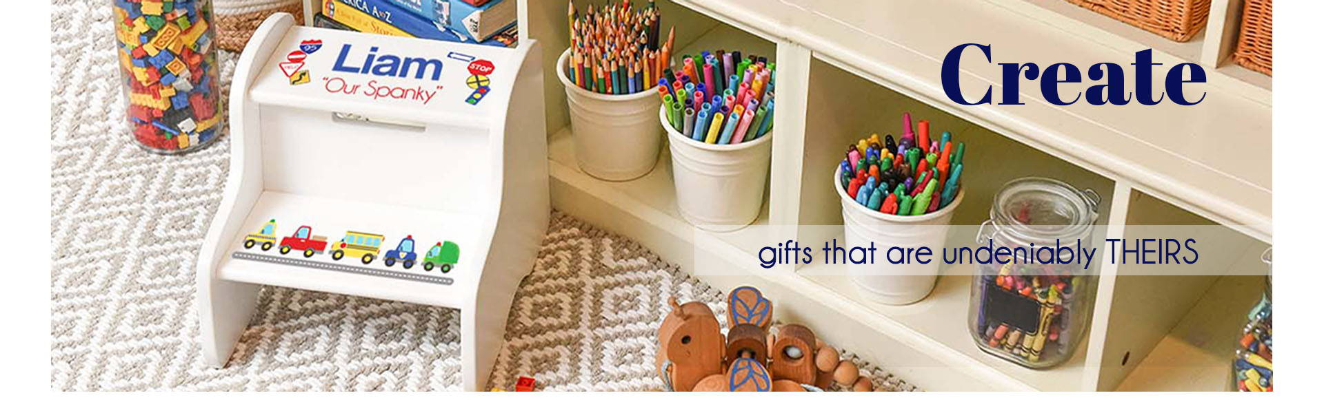 Create gifts that are undeniably THIERS