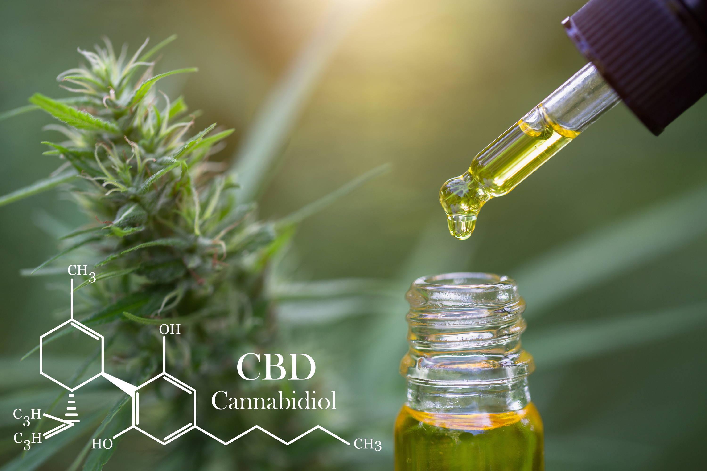 CBD for Veterans Molecule