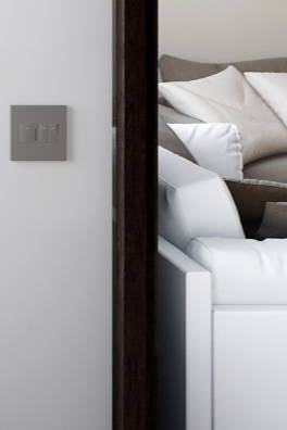Legrand adorne switches and dimmers example