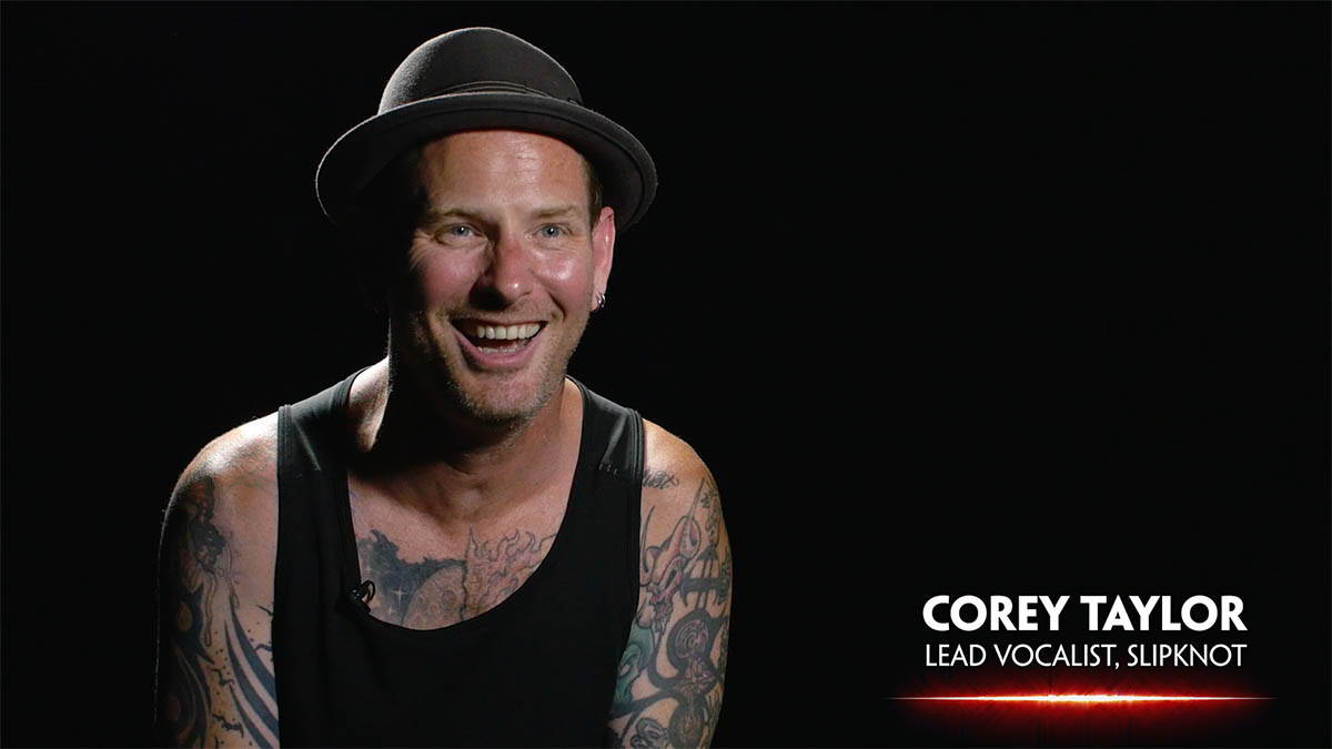 In Search of Darkness Part II: Corey Taylor Collector's Edition Interview