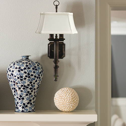 House of Troy Inspiration WL616-CCB Wall Sconce Lifestyle