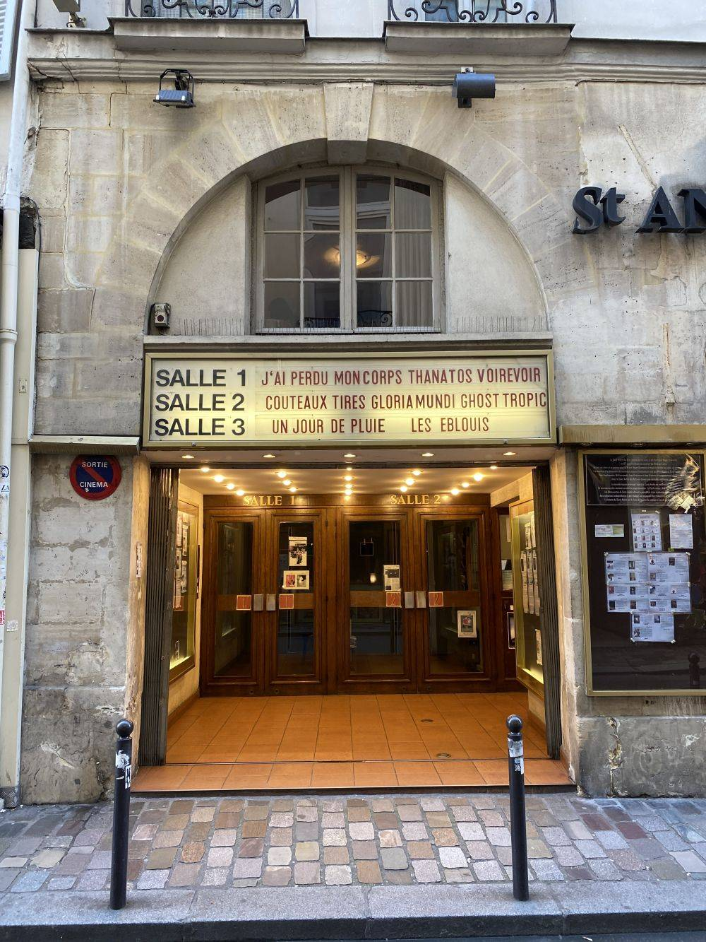 Parisian cinema