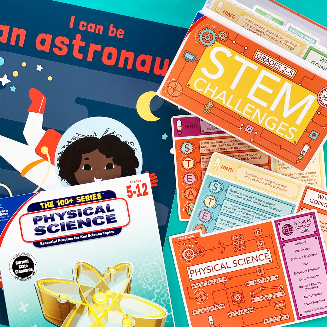 STEM Challenges and Books