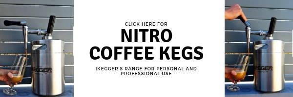 iKegger nitro coffee keg packages