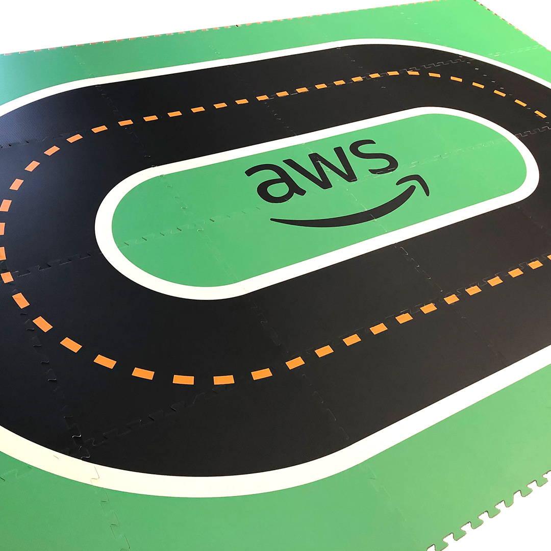 Amazon DeepRacer Track