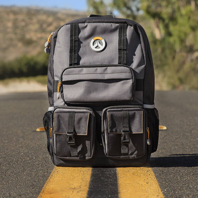 An Overwatch Backpack