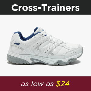 Shop Avia Womens Cross Trainers, the perfect Cross Trainer at 30% off for an insanely cheap price. Perfect gift for family and friends for the holiday. for walking and running. Black Holiday special deals, 30% off