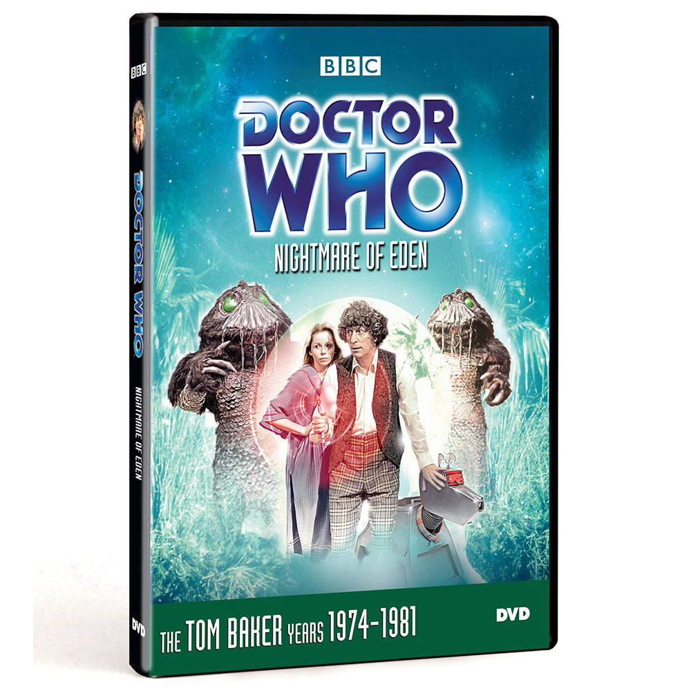 Doctor Who DVD & Blu-ray