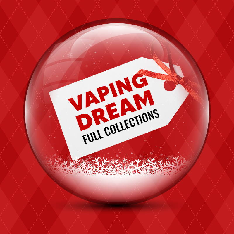 VanGo Vaping Dream Full Collections