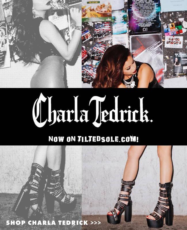 Charla Tedrick Now On Tiltedsole.com   Shop Charla Tedrick
