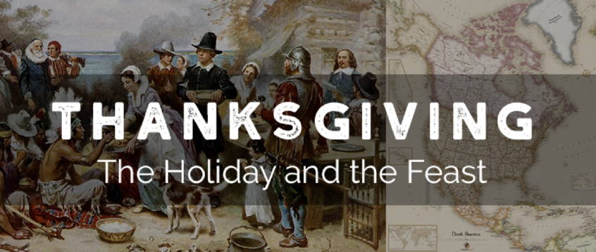 thanksgiving holiday and the feast