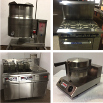 Used Commercial Cooking Equipment