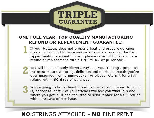 Tripple Guarantee