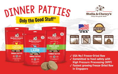 stella & chewy pet food 1