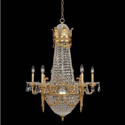 Allegri Lighting Crystal Pendants, Chandeliers, Wall Sconces, & Ceiling Lights - MARSEILLE COLLECTION