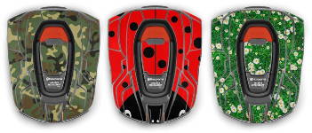 Individuelles Design für Ihren Husqvarna Automower
