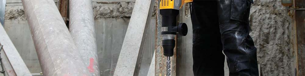 Which is the Best Cordless SDS Drill?