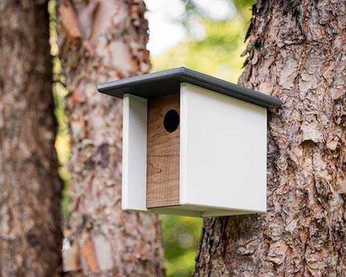 Loll Arbor Birdhouse