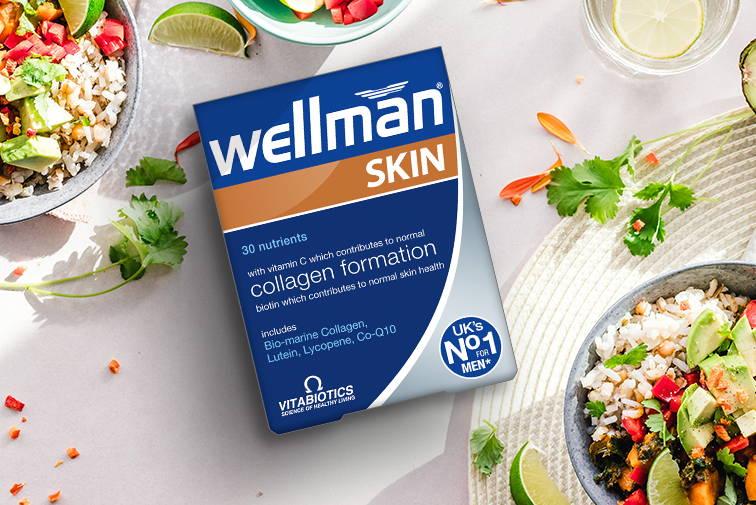 Wellman Skin Pack-shot
