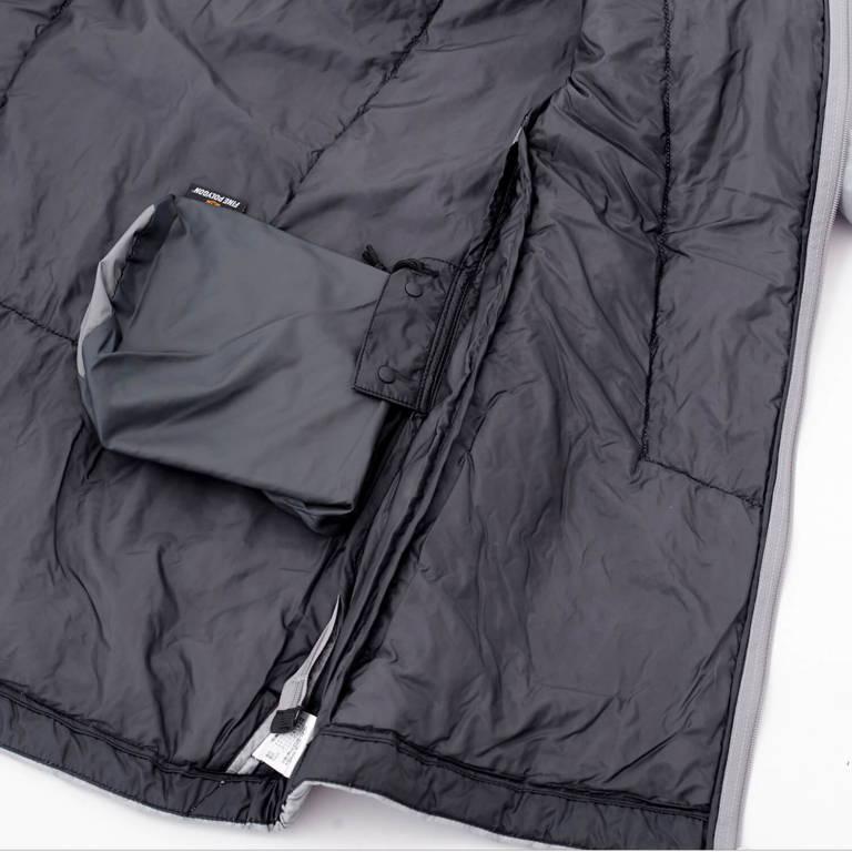 finetrack(ファイントラック)/ポリゴン2ULハーフスリーブジャケット/ブラック/WOMENS