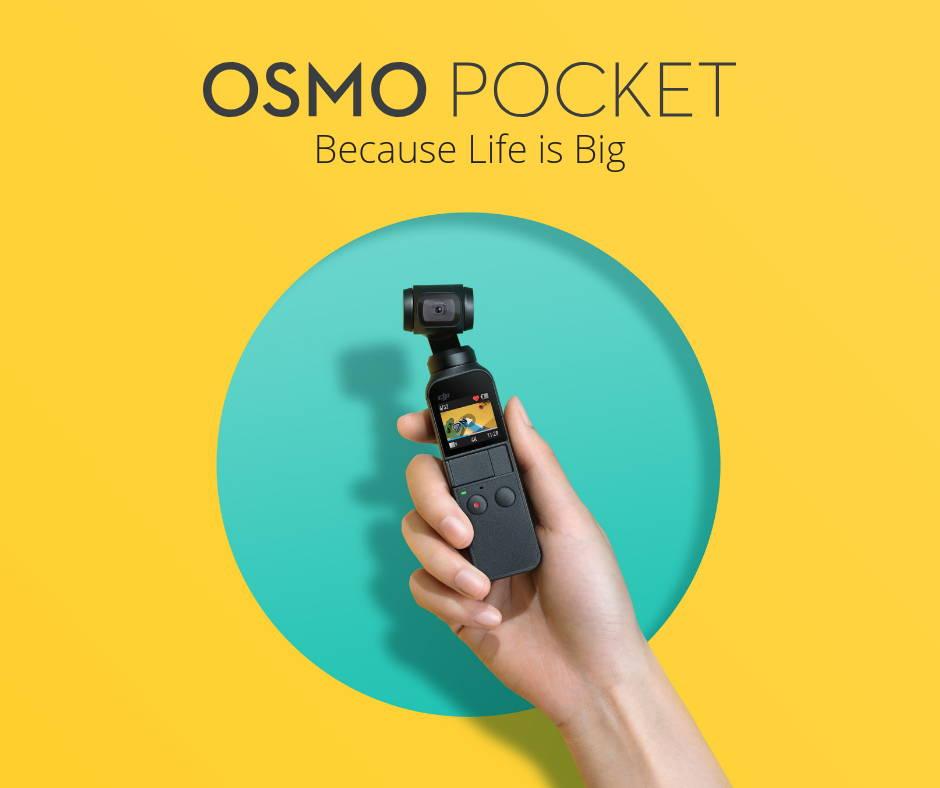 DJI Osmo Pocket | Dr Drone