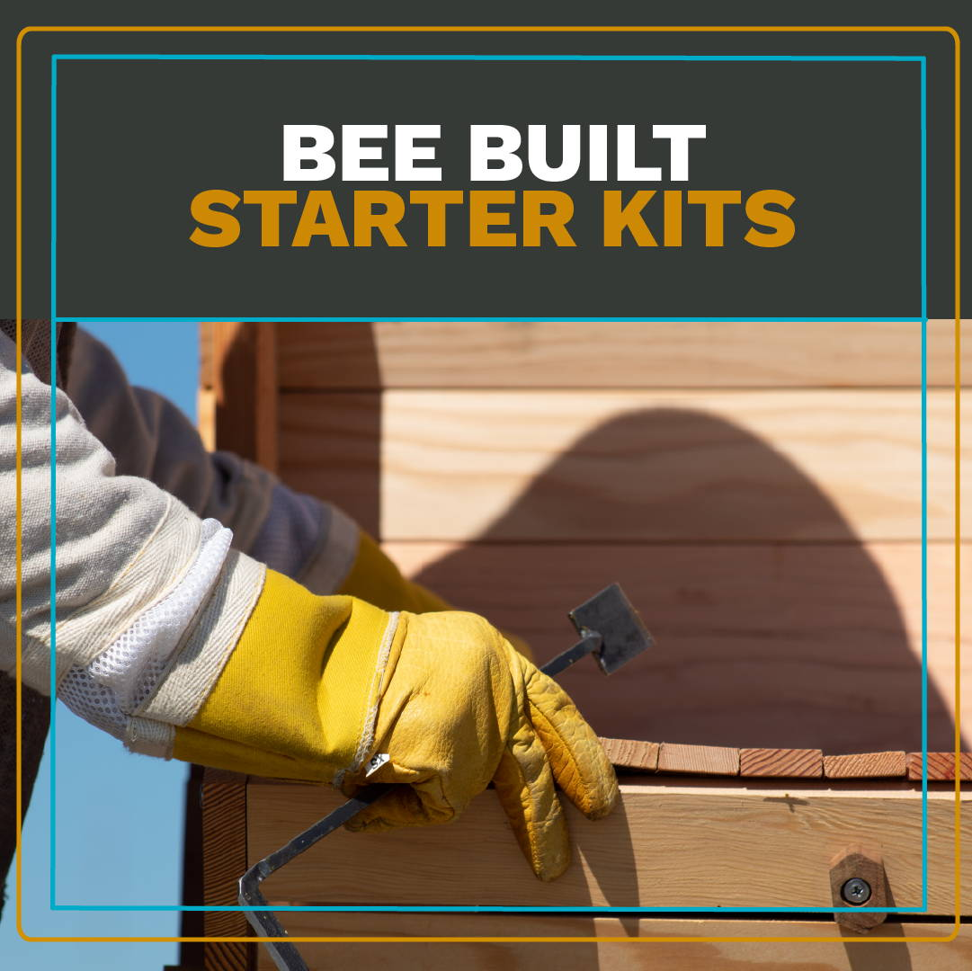 A beekeeping starter kit bundle for beekeepers.