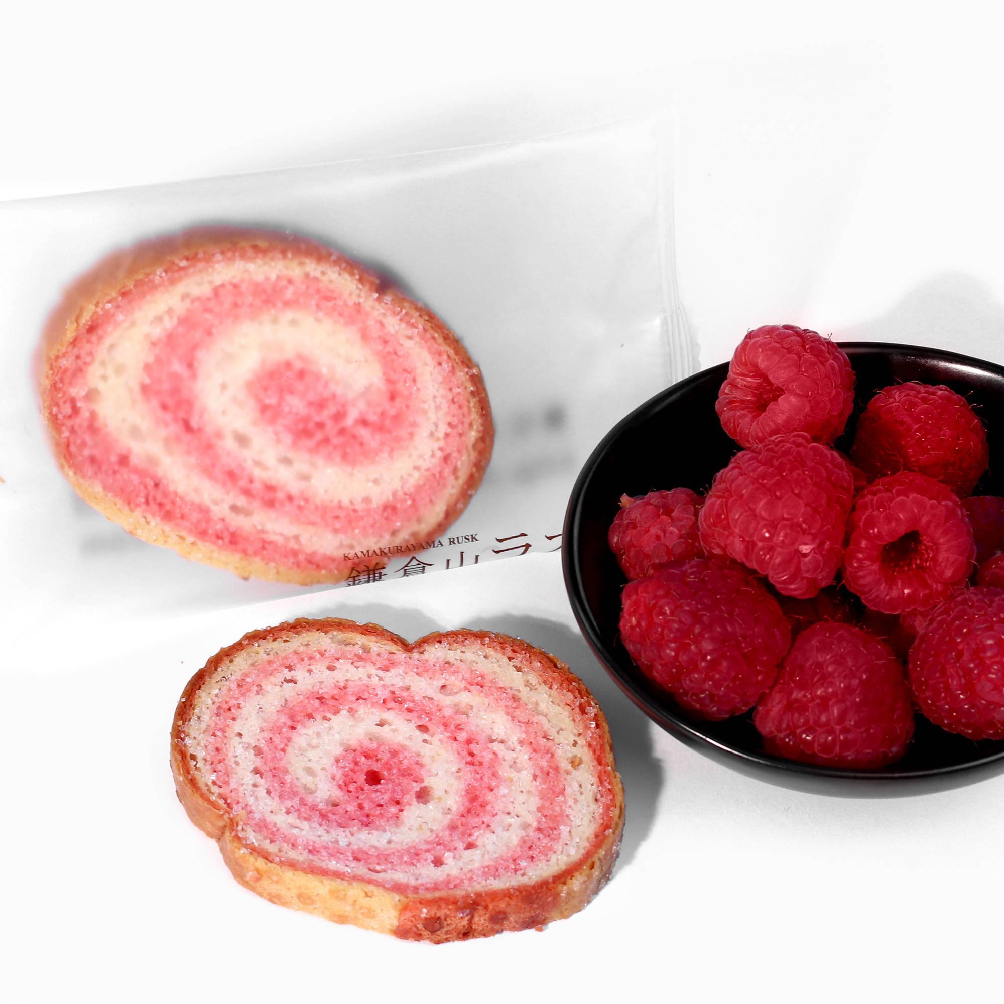 Berry Short Cake Rusk