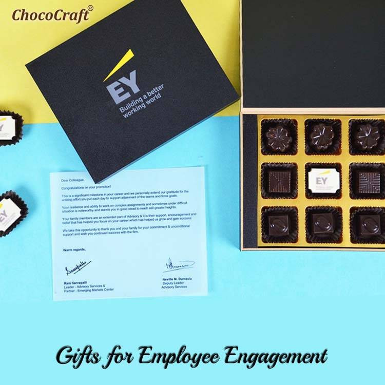 Corporate Gifts for Employees at Ernst & Young