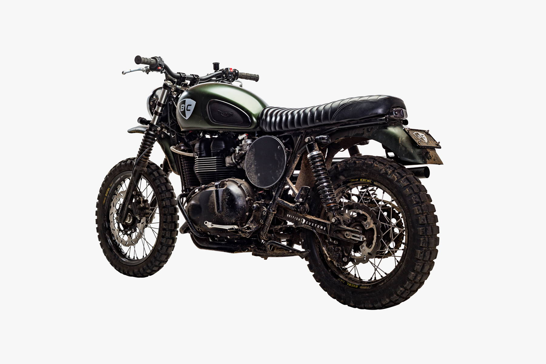 Our Top 5 Triumph Scrambler Builds British Customs