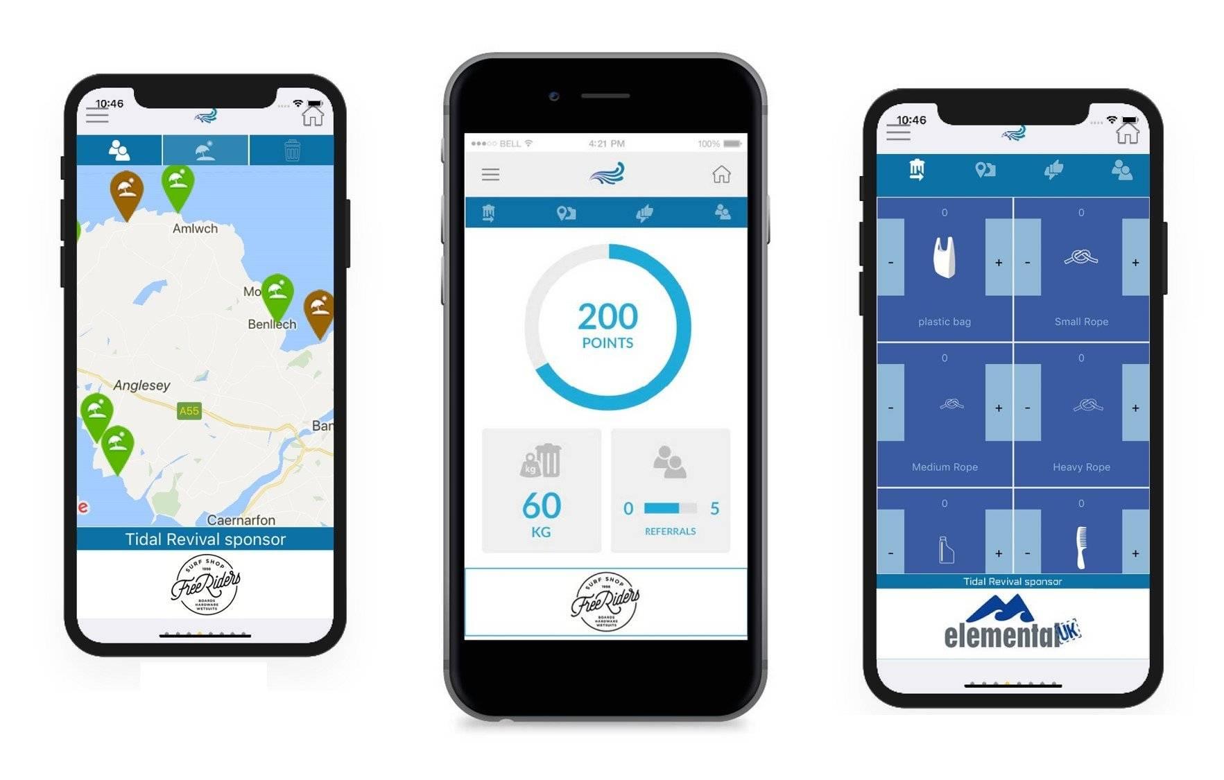 The tidal revival app