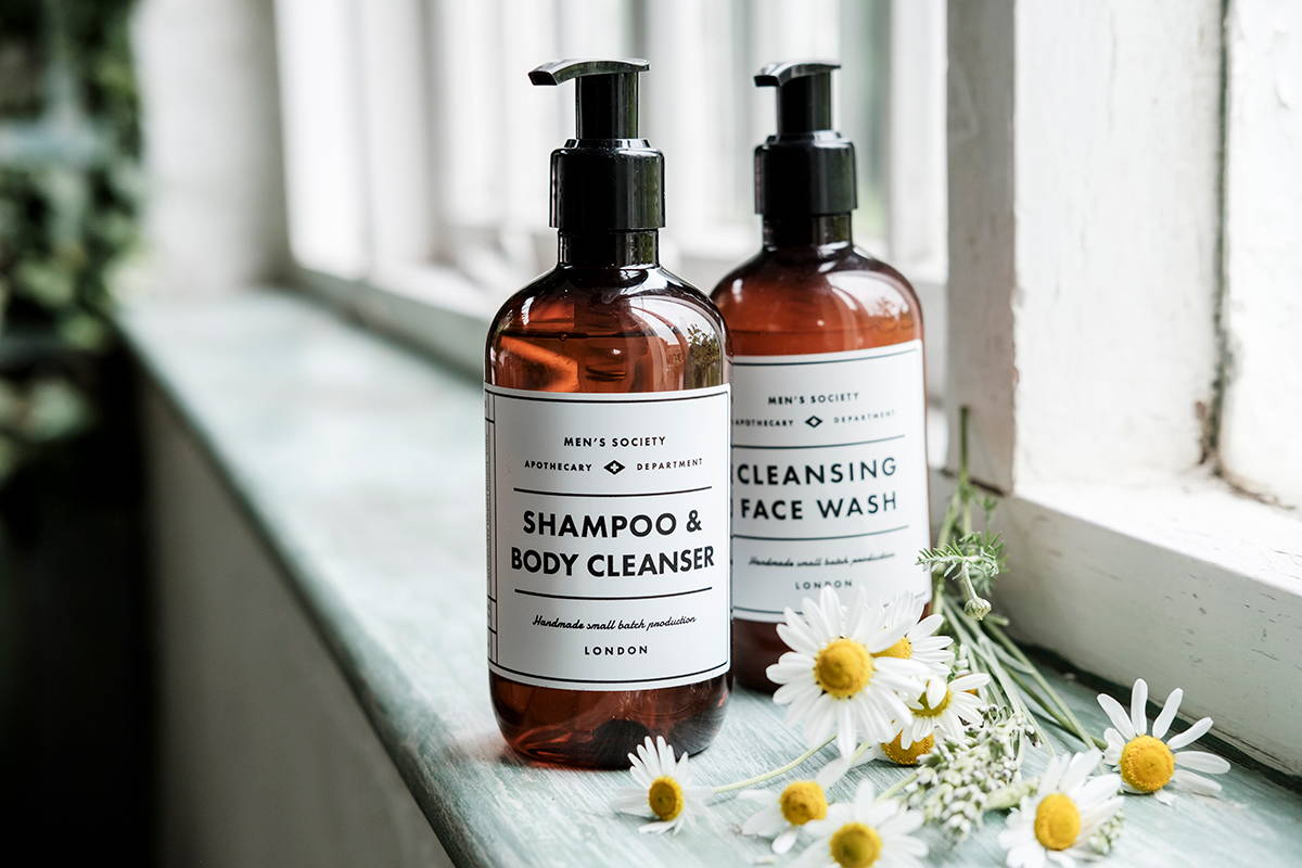 B&B in-room amenities | Luxury bathrool cosmetics