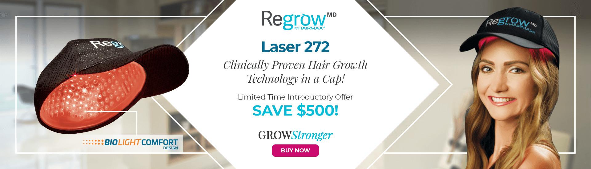 Save $500 on Laser 272