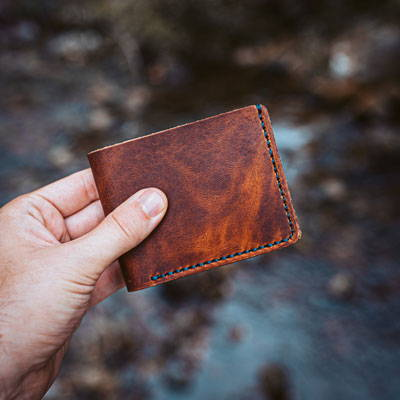 Leather Wallet Full Grain