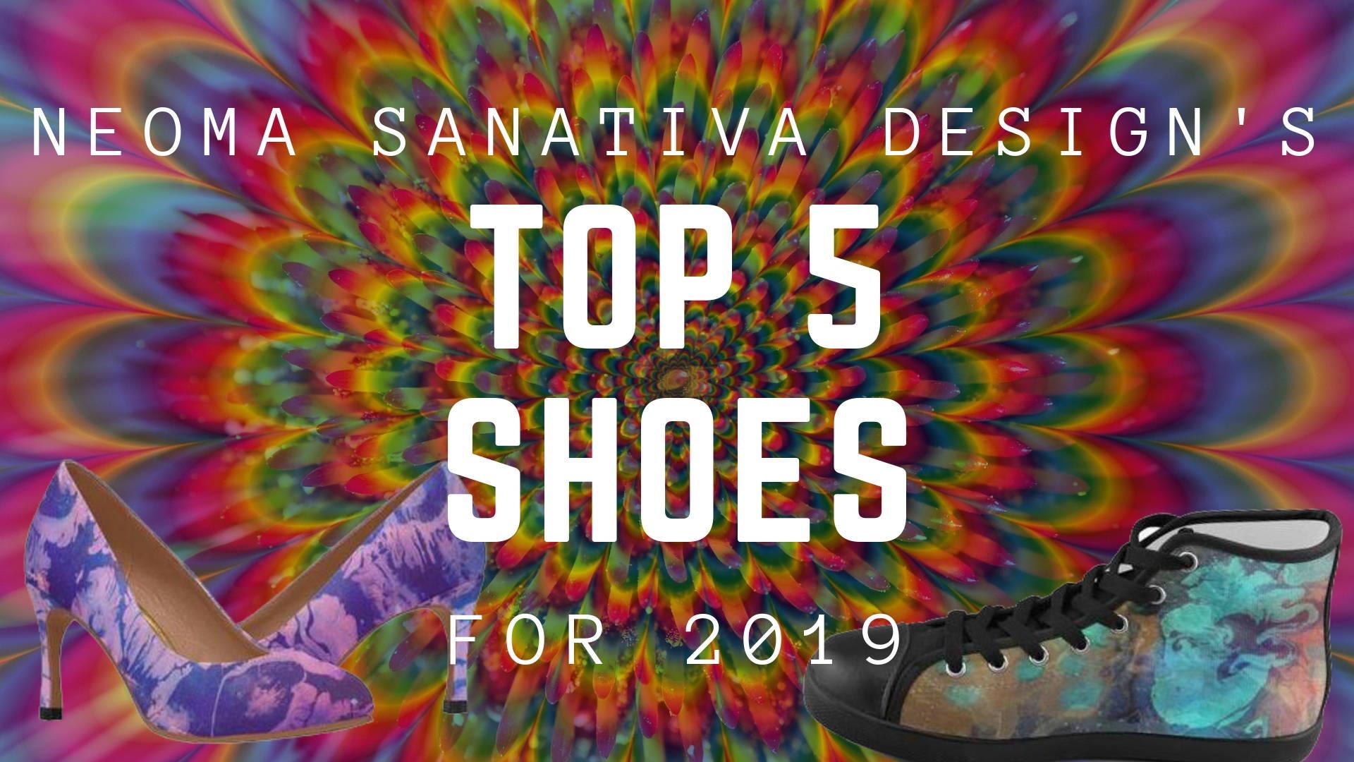 Top 5 Women's Shoes
