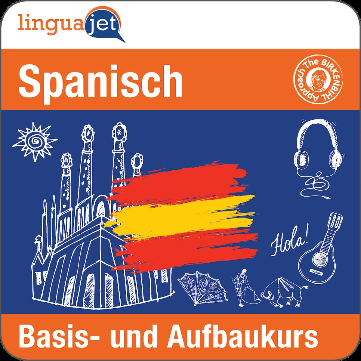Mit der Kombination Basis und Aufbau beim online Spanischkurs sparen