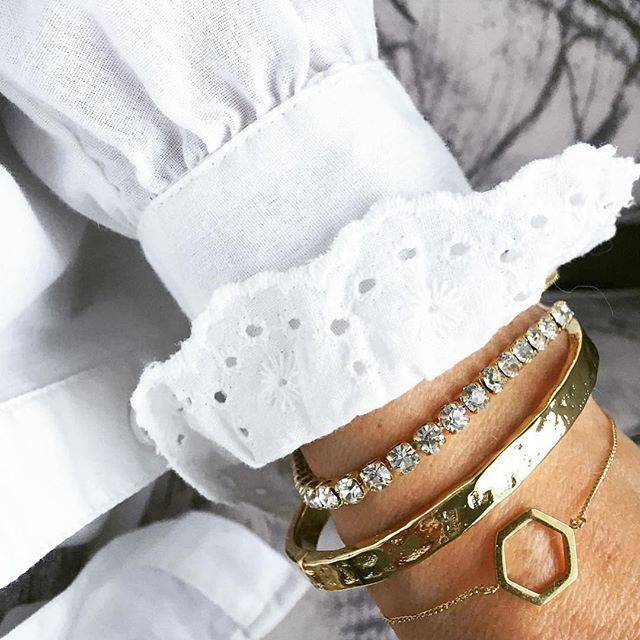 Pilgrim bracelets