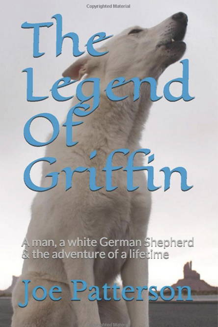 The Legend of Griffin book