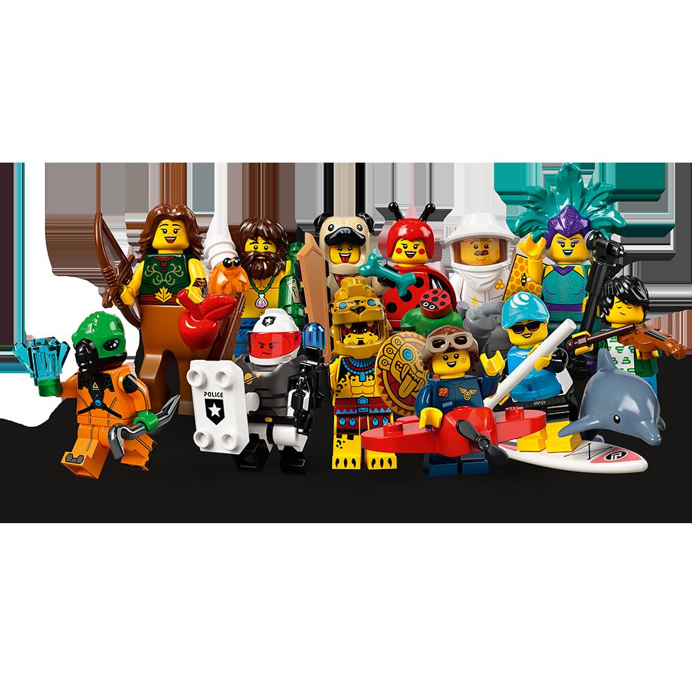 LEGO® Minifigures Series #21