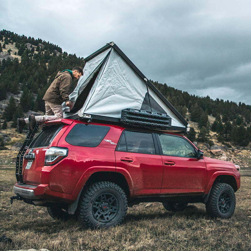 Image result for go fast campers 4runner
