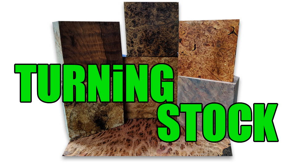 Turning stock woods