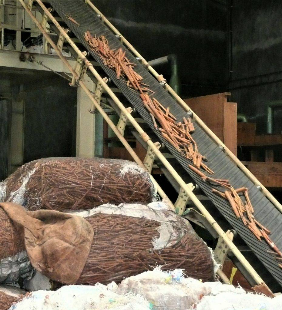 High Quality Organics Express Cinnamon Processing
