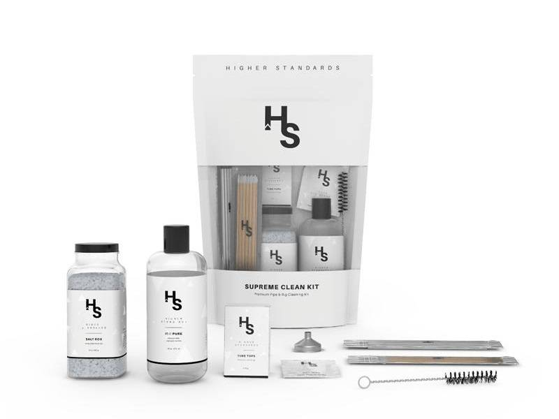 Higher Standards Supreme Cleaning Kit at DopeBoo online headshop