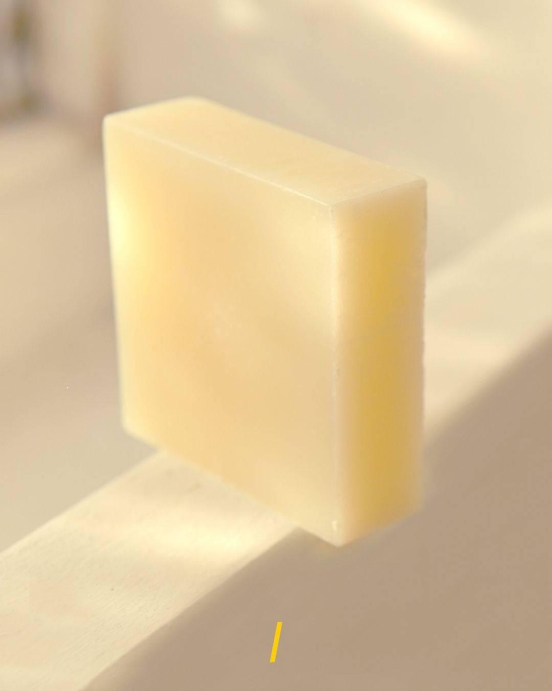 Le savon solide - Sans parfum